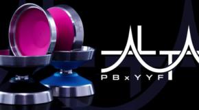New YoyoFactory ALTA & Hardshell yo-yo case!