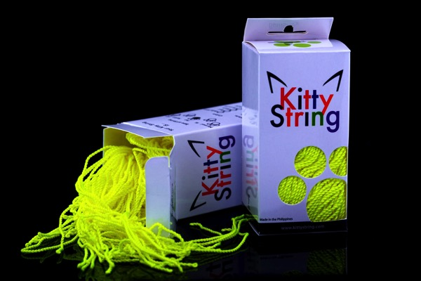 KittyString FatYellow