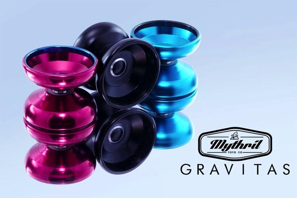 mythril gravitas yoyo