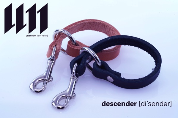 unknown descender yoyo holder