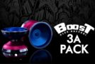 New YoYoFactory BOOST 3A Pack!