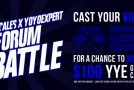 Vote in the Scales x YYE Forum Battle & WIN!
