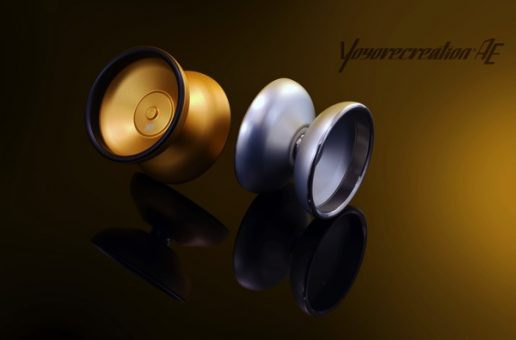 Yoyorecreation AE – The ANOMALY & SUPERCELL in new colors!