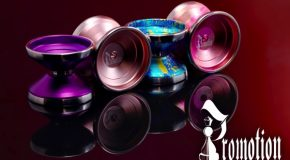PROMOTION! The new Bi-Metal from 2SickYoYos!