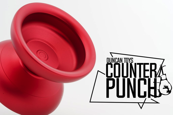 duncan counter punch yoyo