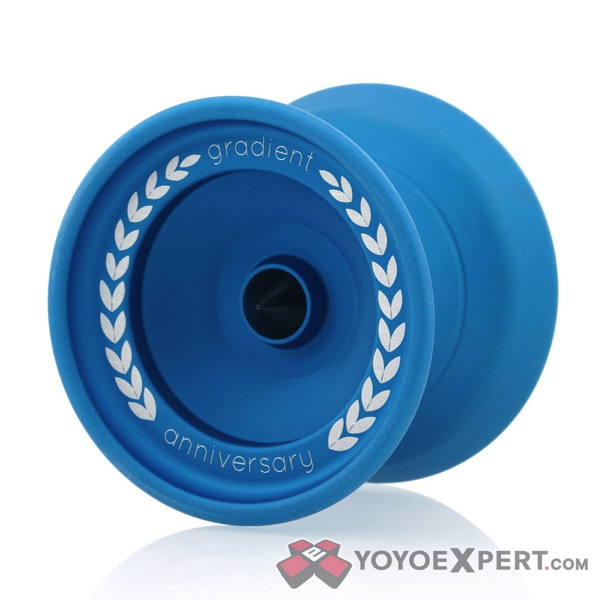 one drop anniversary gradient yoyo