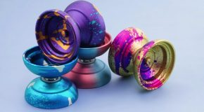 New TopYo Restock! Impulse, Colossus IV, & Silenus!