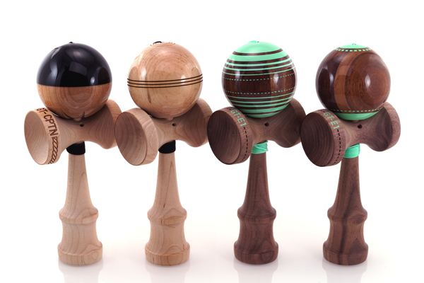 grain theory kendamas