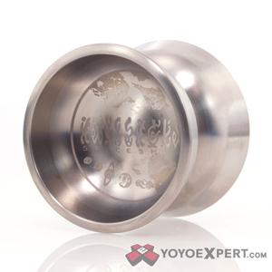 spaceship titanium yoyo