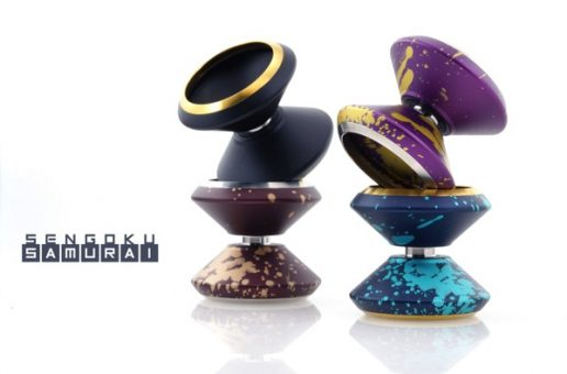 Sengoku Samurai Restock – New Colors!