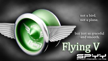 SPYY FLYING V