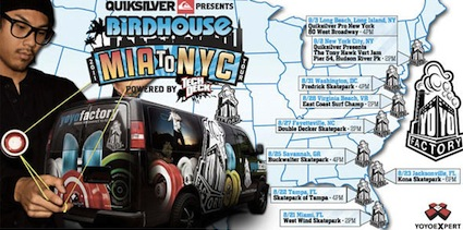 YoYoFactory Tony Hawk Tour