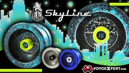 YoYoFactory Sykline