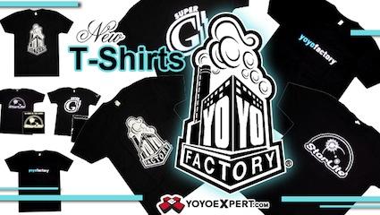 YoYoFactory T-Shirts